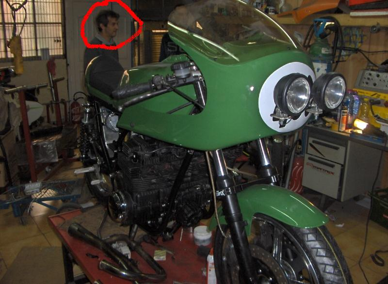 BENELLI SEI spéciale MOTO PERF Bruns211