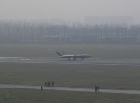Chengdu J-20 Stealth Fighter J-20-710