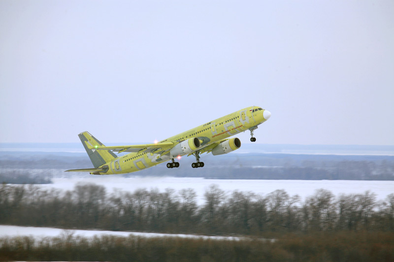 Russian Civil Aviation: News - Page 5 Tu-20410