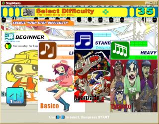 Spetmania DanceRevolution Dj JANUS DIOS Edition theme actualizado Dificu10