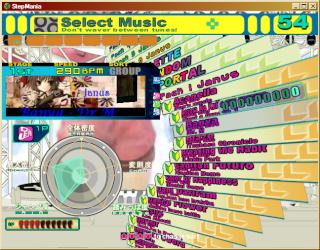 Spetmania DanceRevolution Dj JANUS DIOS Edition theme actualizado Ruleta10