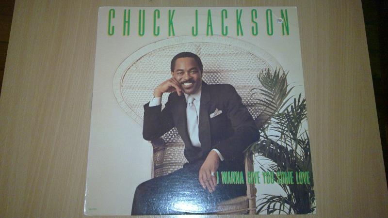 Chuck jackson - I wanna give you some love 1980 EMI america 20090110
