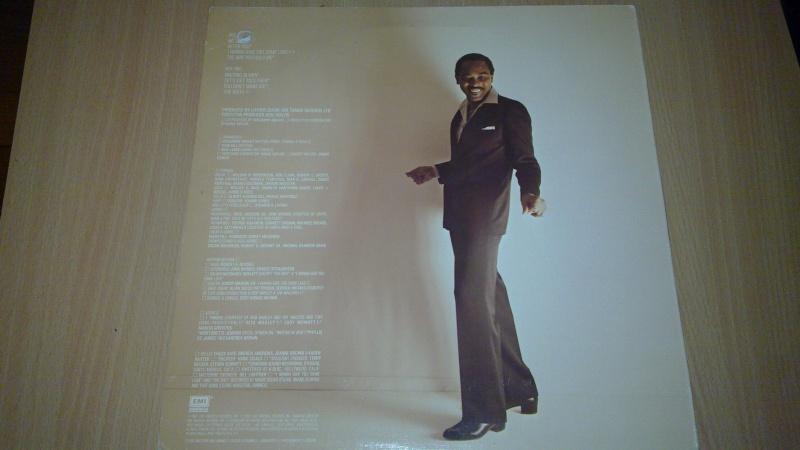 Chuck jackson - I wanna give you some love 1980 EMI america 20090111