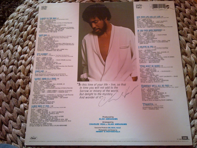 """Charles Veal - only the best """" CAPITOL 1980 20090119"""