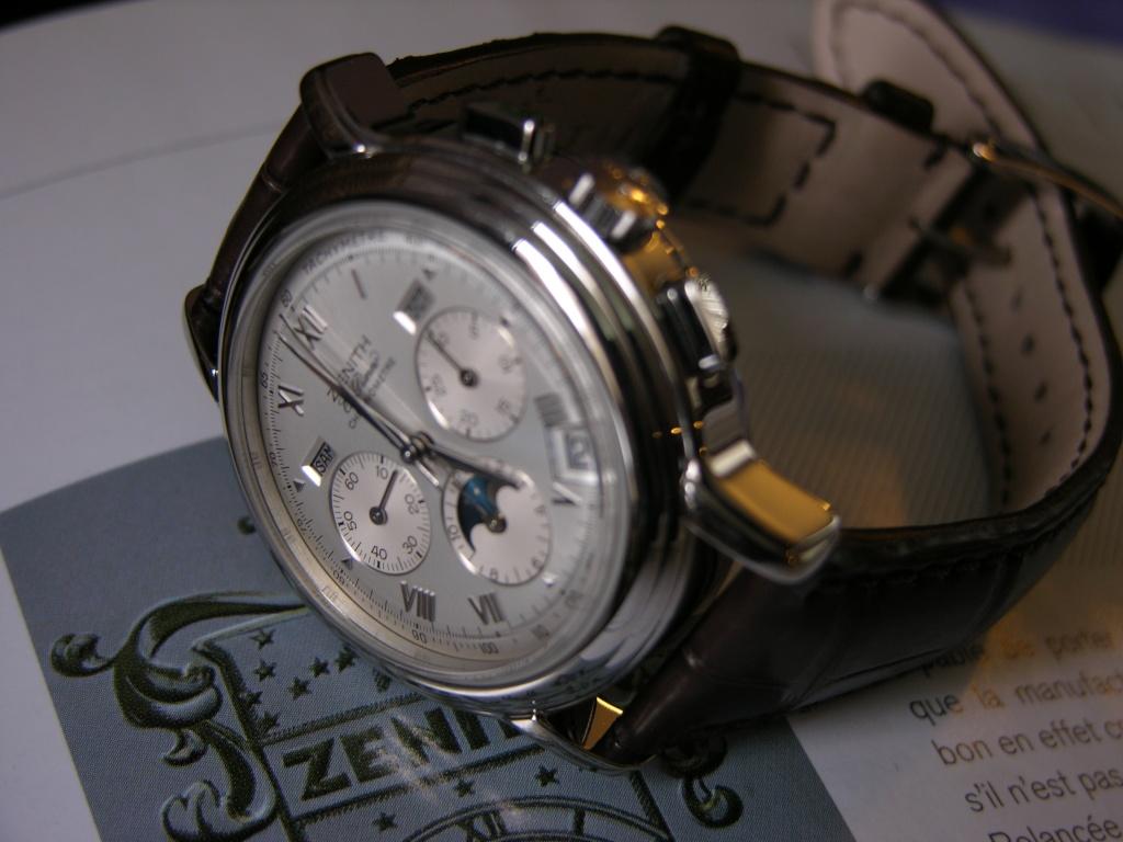 Zenith Chronomaster - WAAAAH! Dscn7013