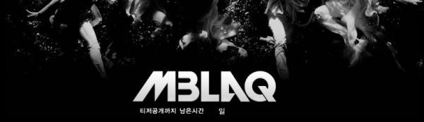 [MBlaq] Premier teaser de leur nouvel album 20101210