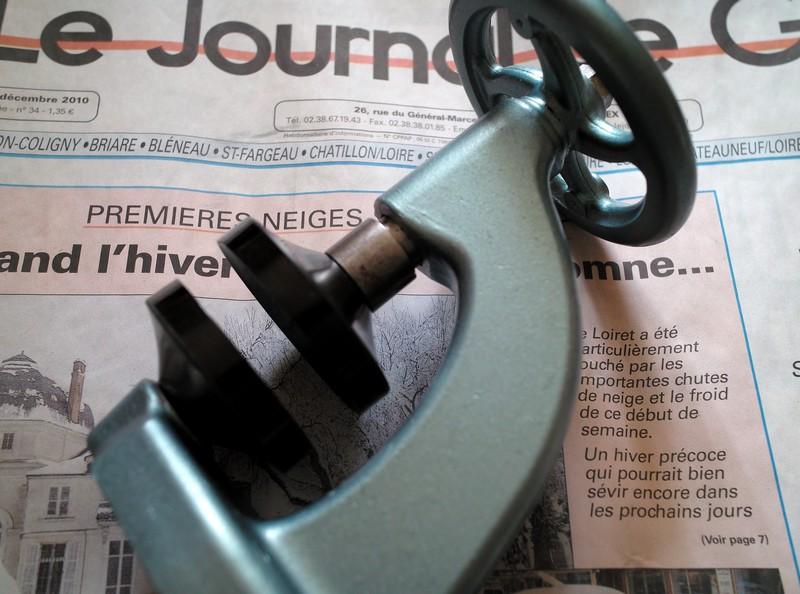 Presse Robur 01810