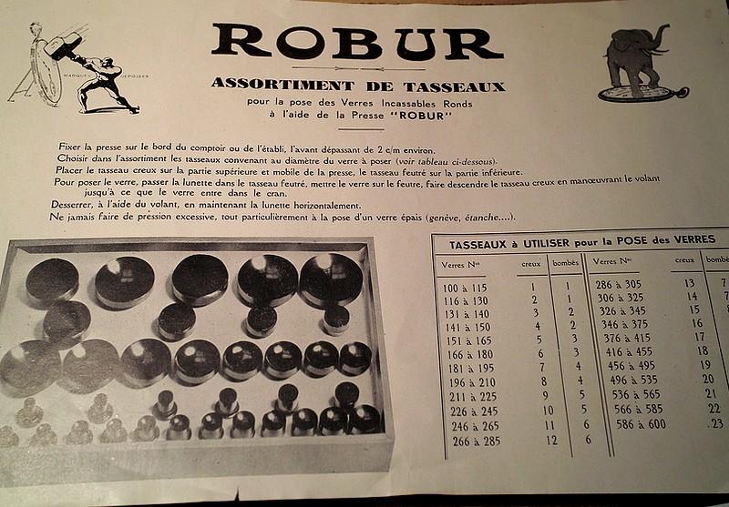 Presse Robur 02010