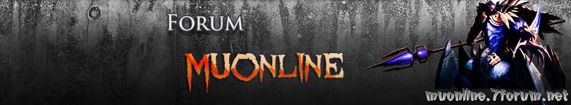 Fórum Mu Online