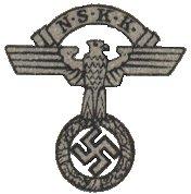 Les grades du NSKK Insign10