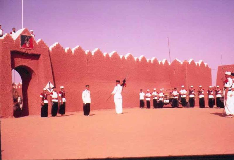 tenue saharienne Legion10