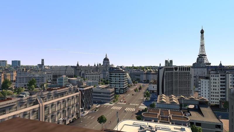 Les villes du passé 610