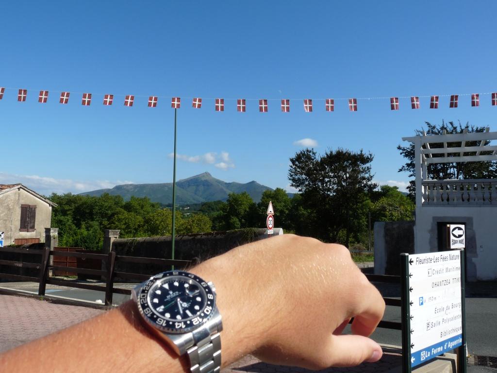 Quelle montre arborerez vous pour le salon Belles Montres ce week-end? P1000410