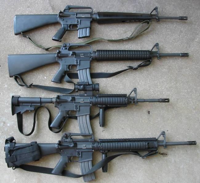 Somali National Army (SNA) M16a1m10