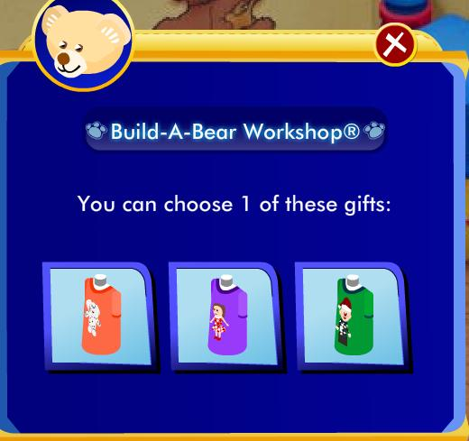 Build-A-Bear Rocks! - Portal Misfit12