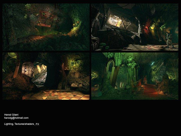 Des nouvelles MAPS pour GhostBusters: Video Game Gbleve10