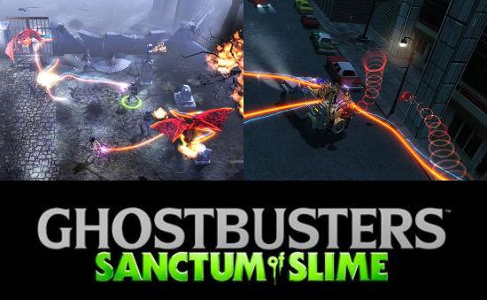 Ghostbusters: SANCTUM OF SLIME ??  Ghostb10