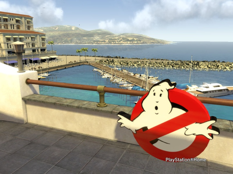 Ghostbusters sur PSHOME *PS3* Photo_11