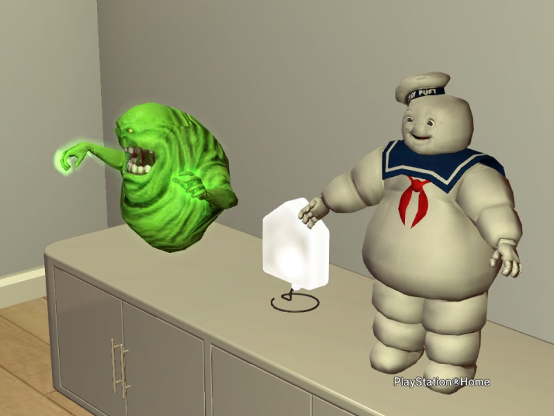 Ghostbusters sur PSHOME *PS3* Photo_14