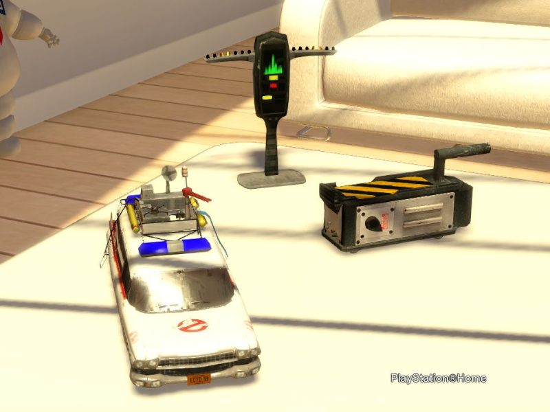 Ghostbusters sur PSHOME *PS3* Photo_15