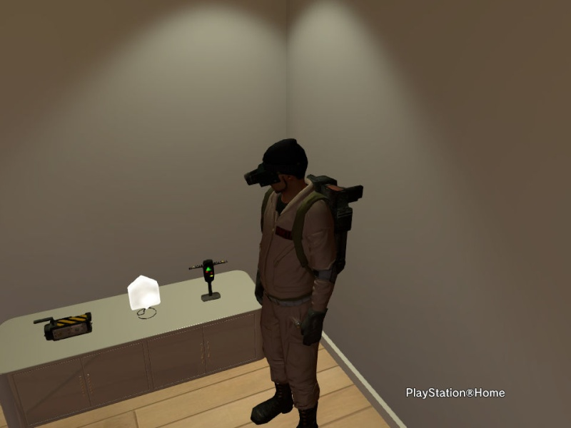 Ghostbusters sur PSHOME *PS3* Photo_16