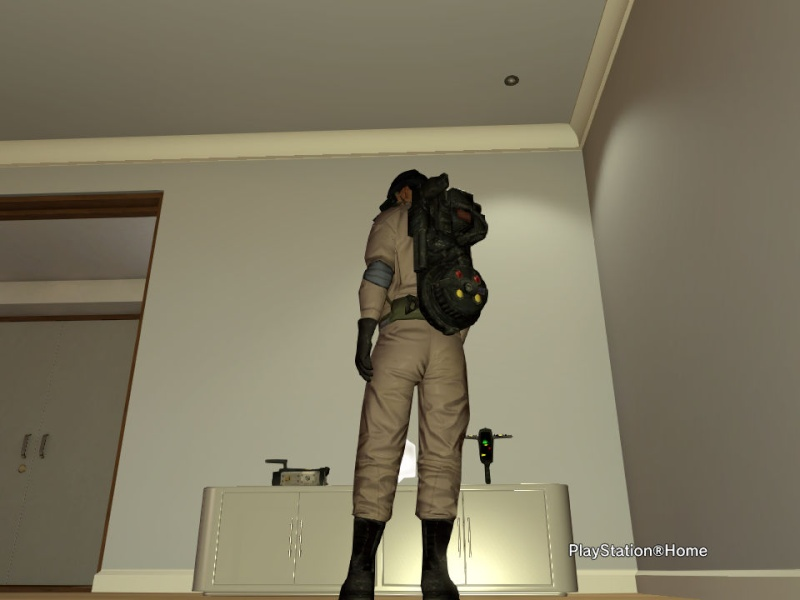 Ghostbusters sur PSHOME *PS3* Photo_17