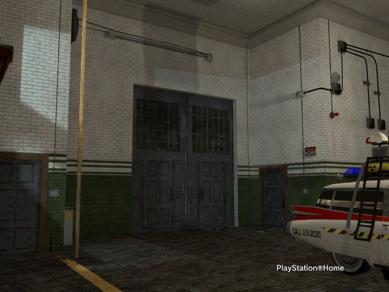 Ghostbusters sur PSHOME *PS3* Photo_19