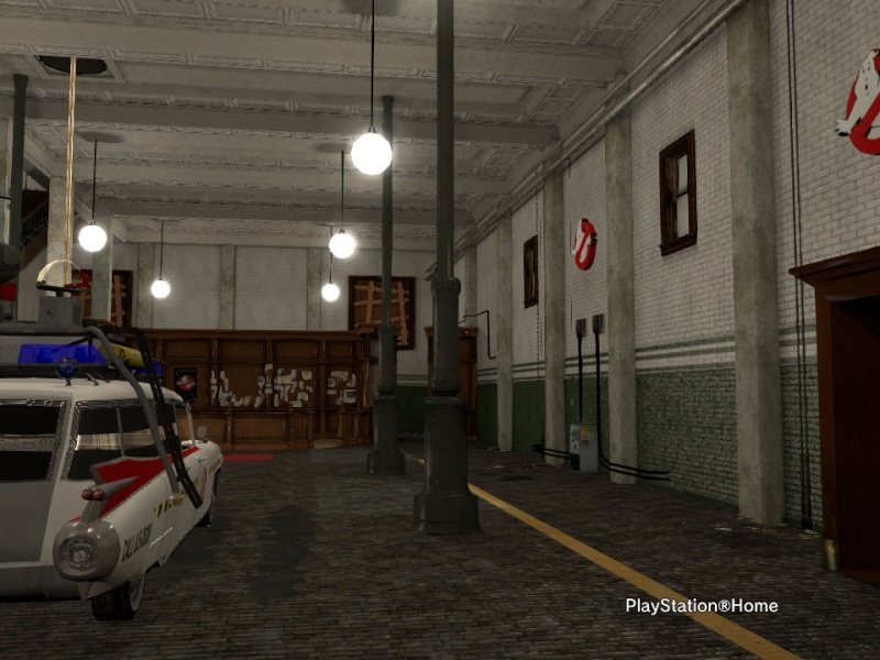 Ghostbusters sur PSHOME *PS3* Photo_21