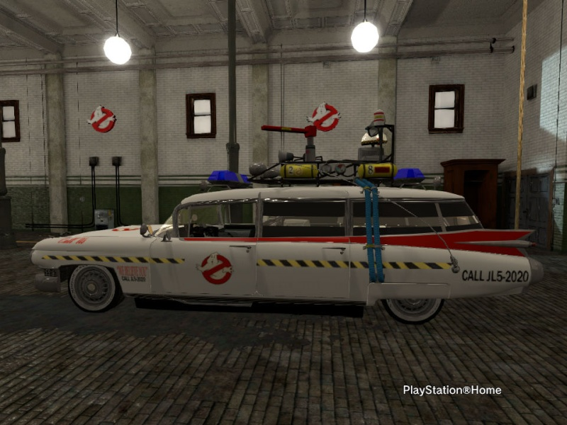 Ghostbusters sur PSHOME *PS3* Photo_22