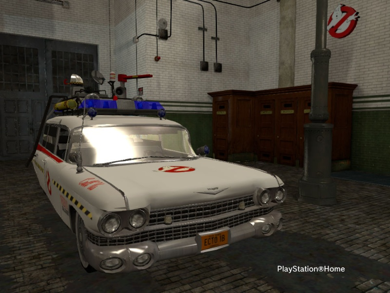 Ghostbusters sur PSHOME *PS3* Photo_24