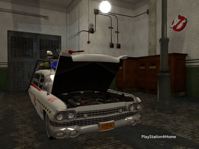 Ghostbusters sur PSHOME *PS3* Photo_25