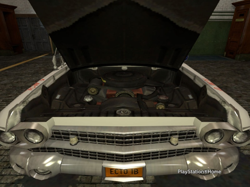 Ghostbusters sur PSHOME *PS3* Photo_26