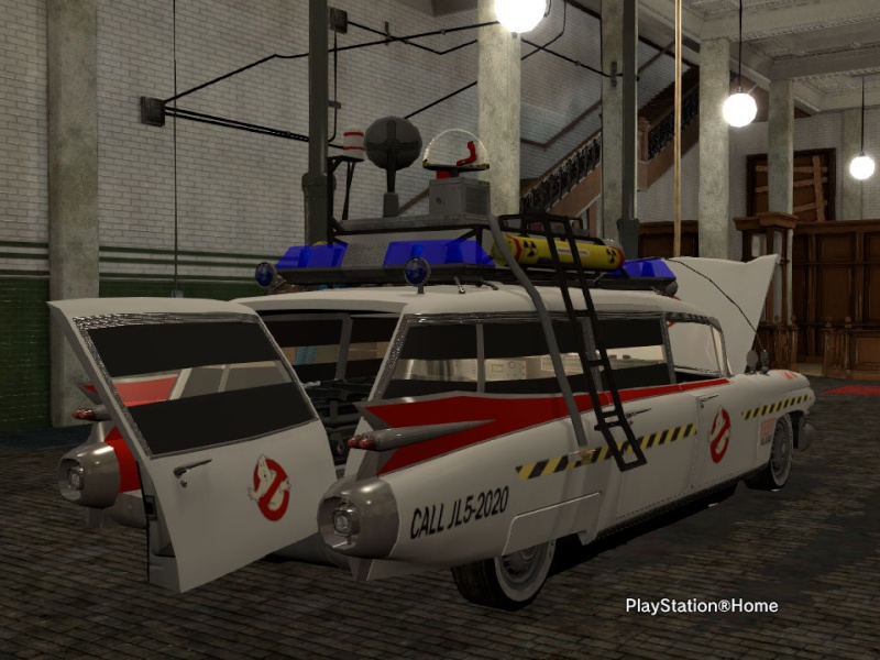 Ghostbusters sur PSHOME *PS3* Photo_27