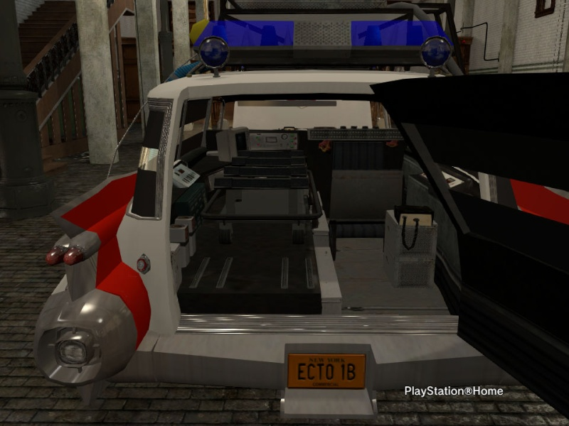 Ghostbusters sur PSHOME *PS3* Photo_28