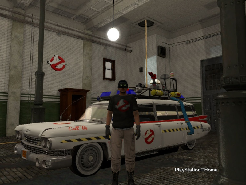 Ghostbusters sur PSHOME *PS3* Photo_31
