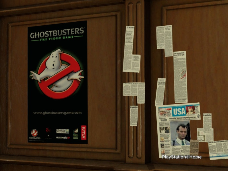 Ghostbusters sur PSHOME *PS3* Photo_32