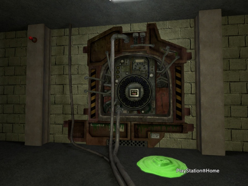 Ghostbusters sur PSHOME *PS3* Photo_35