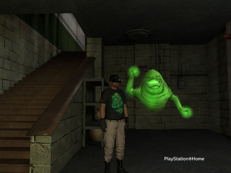 Ghostbusters sur PSHOME *PS3* Photo_36