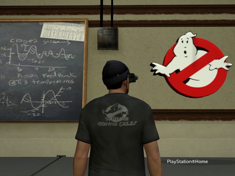 Ghostbusters sur PSHOME *PS3* Photo_40