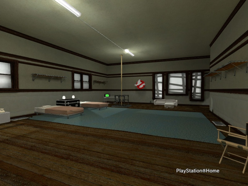 Ghostbusters sur PSHOME *PS3* Photo_45