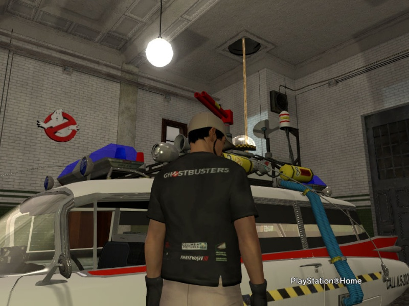 Ghostbusters sur PSHOME *PS3* Photo_49