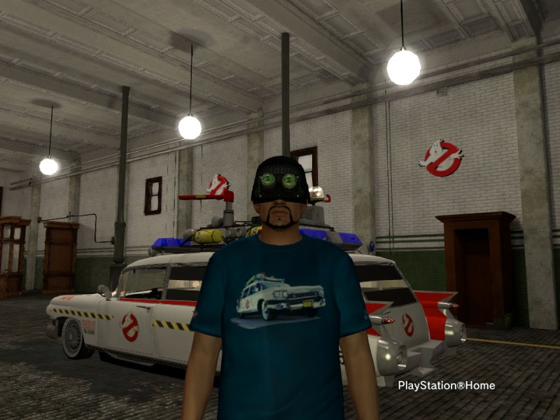 Ghostbusters sur PSHOME *PS3* Photo_50