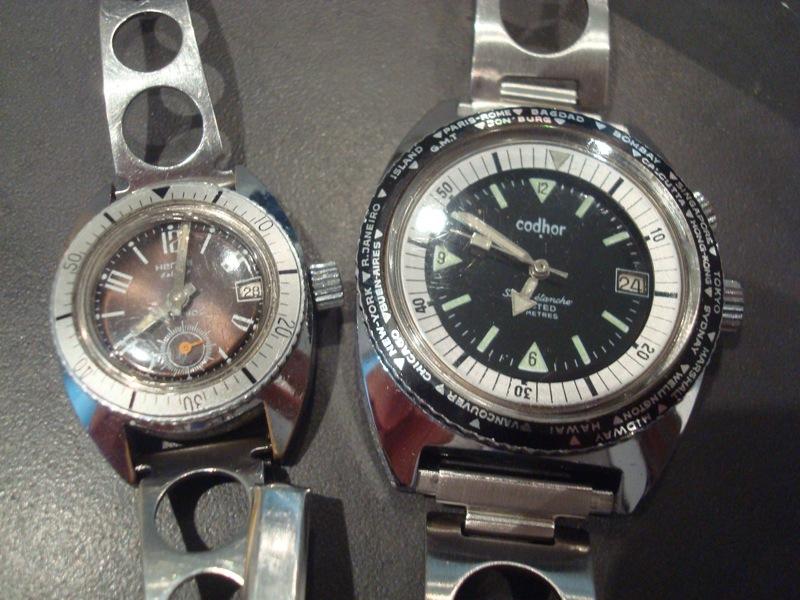 couple de plongeuses seventies Dsc05213