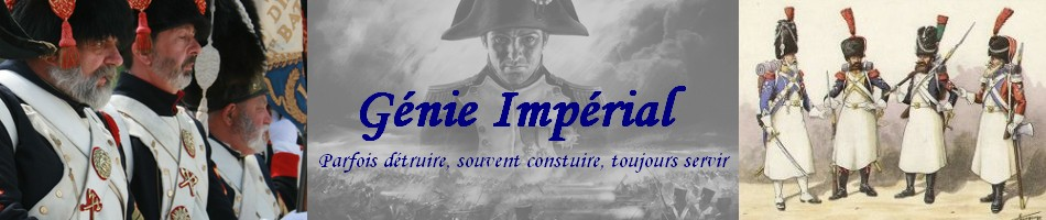 Génie Impérial - Campagne de Russie