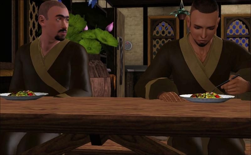 [Challenge sims 3] Les Frères Monastère - Page 3 1510