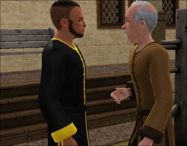 [Challenge sims 3] Les Frères Monastère - Page 4 413