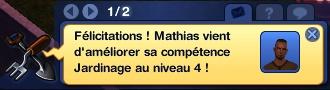 [Challenge sims 3] Les Frères Monastère - Page 4 Jardin10