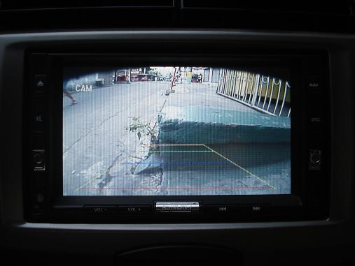 ac knob and back up camera upgrade from ebay Cam210