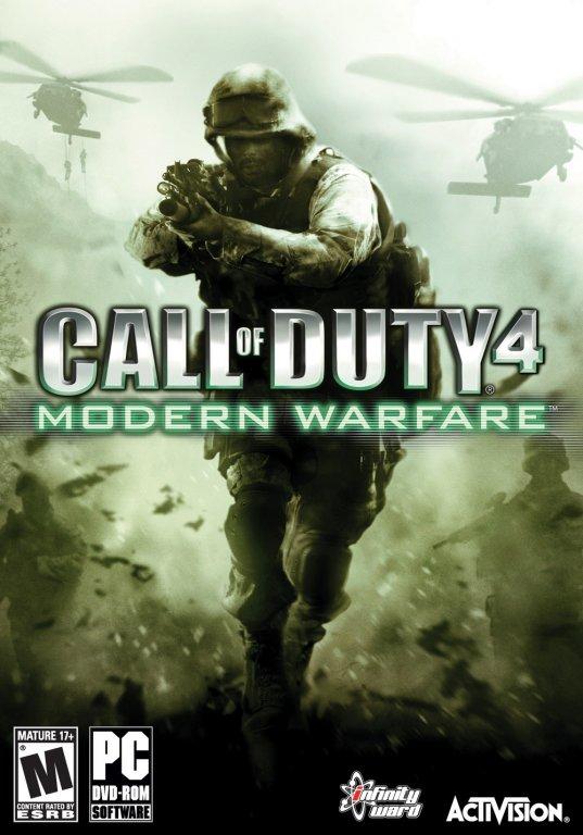 Call of Duty 4 Modern warfare 1257111