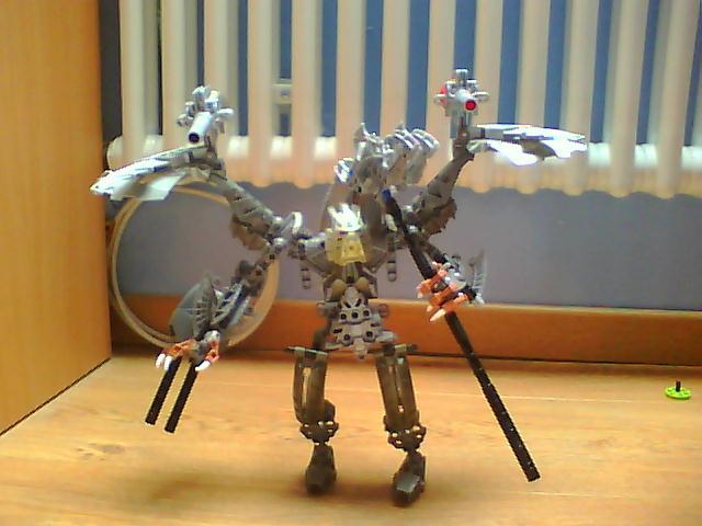 [Moc] guerrier mécanique V1 , V2 et V3 Pictur21